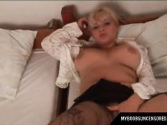 erotic, myboobsuncensored.com, huge boobs, big tits, blonde, dildo, masturbation, orgasm, fishnet, young, round booty