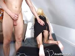 Maria - anal debut