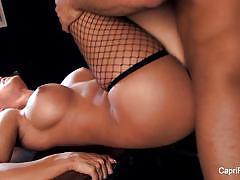Dazzling babe capri cavanni loves hard cock