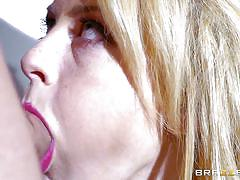 big tits, high heels, pornstar, blowjob, ass fingering, big dick, cowgirl, pov, blonde babe, porn stars like it big, brazzers network, corinna blake, mick blue
