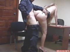 Porno mexicano rubia tetona