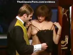 Cathy ménard, hélène shirley, mascha mouton in classic fuck video