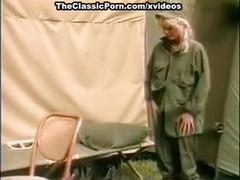Jamie summers, kim angeli, tom byron in vintage porn video
