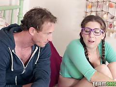 Adrian maya has anal sex with her stepdad