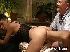 Vivacious babe gets her ass fisted