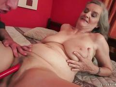Naughty grandmas hard sex compilation