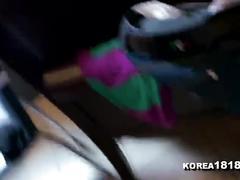 amateur, threesome, korean, 3some, korea, blowjob, creampie