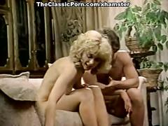Ron jeremy, nina hartley, lili marlene in vintage porn video