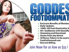 fetish, footjob, foot, femdom, worship