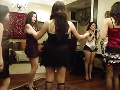 Sexy egyptian  girls having fun