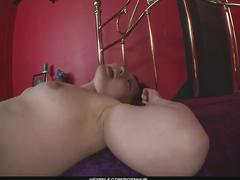 Rio kagawa´s pussy drips cum after a pov creampie