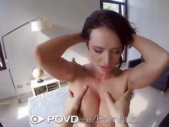 Povd - big booty franceska jaimes fucks her man