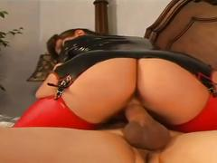 Carrie ann - latex milfs
