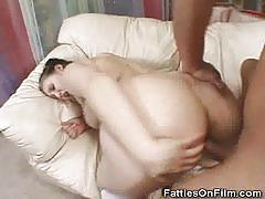 Horny bbw kimmy lee gets her pussy drilled