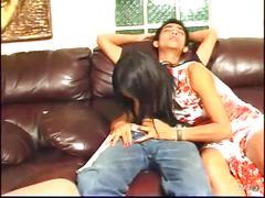 Teenage asian transsexual 3 - scene 1