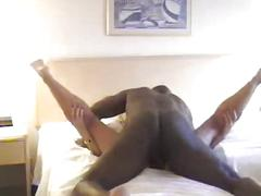 Platinum blonde dixie wife has toe curling orgasm on mississippi blacksnake