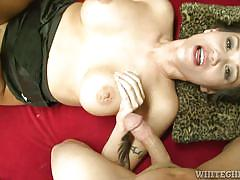 Asian milf gets gangbanged @ we wanna gang bang your mom #22