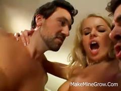 Hot chicks enjoy group sex and anal sex