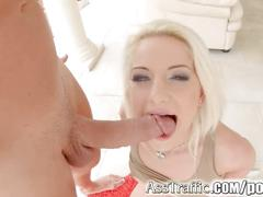 Asstraffic anastasia gets her big ass pounded