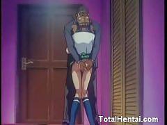 Old man fucks a schoolgirl in this hardcore hentai