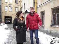 Russian teen is a screamer if you fuck her hard
