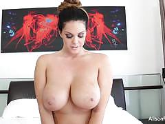 alison tyler, tattoo, tits, babe, pornstar, tease, talking, interview, tattoos