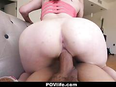 Sexy vera grooves and grinds on a juicy big cock