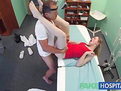 Naughty babe gets her warm pussy nailed