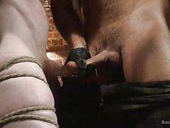 Jack is dominated by angry stud