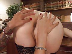 tattoo, high heels, stockings, blowjob, library, pov, brunette babe, shemale big boobs, tranny milf, ts pussy hunters, kink, ingrid mouth, ts foxxy