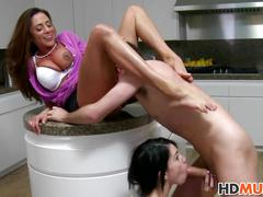 James dean fucks mom ariella ferrera and gf callie cyprus