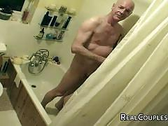 Kinky sex with older couple