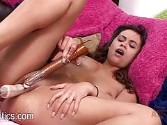 Beauty blair summers masturbating