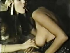lesbian, girl, fantasy, retro, vintage, egyptian, 70s, historical, 1970s