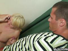 granny, hardcore, mature, milf, old and young, blonde, fucking, euro, fat, more