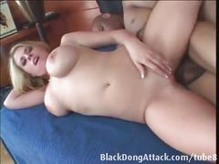 anal, blackdongattack.com, blonde, massive boobs, round ass, big black cock, orgasm, interracial, shaved pussy, bbc, gag, deepthroat, butt fucking, reverse cowg