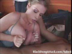 Daphne gets fucked in her ass and pussy