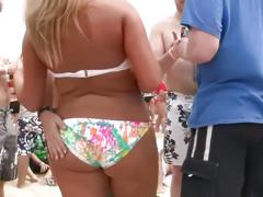 hardcore, tube8.com, blonde, full figure, natural tits, public, bikini, twerk, beach, brunette, slim