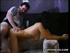 Asian amateur fucked hard and rough