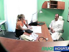 Doctor fucks the bosses wife