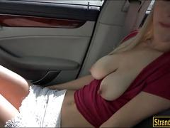 Big natural tits mila evans hard fucked by pervert stranger