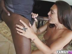 Sexy babe olivia wilder wants a large black cock