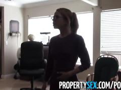 Propertysex - innocent real estate agent turns into possessed sex demon