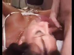 Husband films wife sucking and fucking 2 strangers