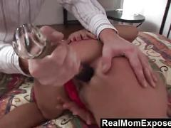 Realmomexposed - mommy banged by 2 studs