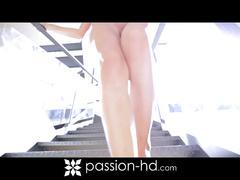 Upskirt anal