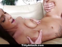 Tittyattack - whitney westgate all natural 32dd