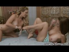 Naughty-hotties.net - hot lesbian milfs in action