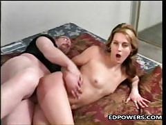 Racy georgia southe gets her pussy drilled