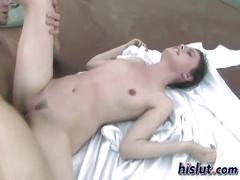 Mina ass got stuffed